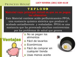 Diapositiva 1 - Lucy