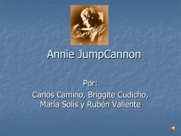 Annie JumpCannon