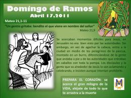 Diapositiva 1 - Arte, Humanismo y Espiritualidad