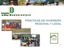 Buenaventura - Ministerio de Energía y Minas