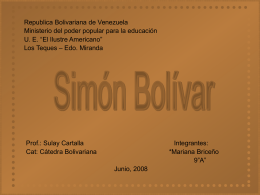bolivar2 - WordPress.com
