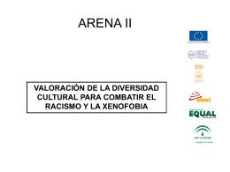 ARENA II - Federación Andaluza de Municipios y Provincias