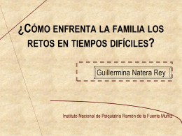 Familias - Ciencias y futuro