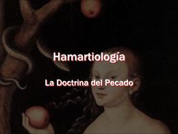 Hamartiología