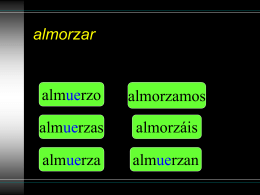 almorzar - WordPress.com