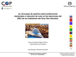 Gráficas de Resultados. - ICTI - Universidad Francisco Gavidia