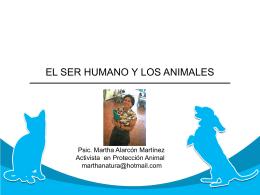Diapositiva 1 - 2a Jornada a distancia por los Animales de Compañía
