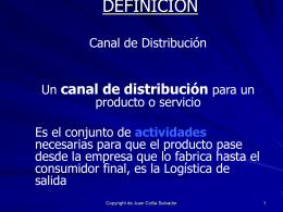 Canal Indirecto - Capacitarte UBA