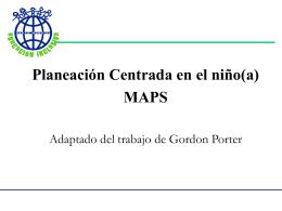 Porter_MAPS_PresentationESP