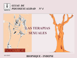 Psicosexualdad nº 3