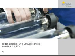 Ritter Energie- und Umwelttechnik GmbH & Co. KG