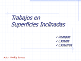 Superficies Inclinada