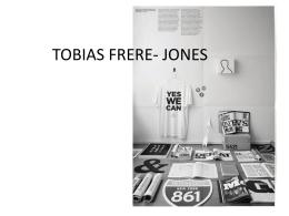TOBIAS FRERE- JONES