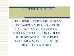 formularios en visual fox pro