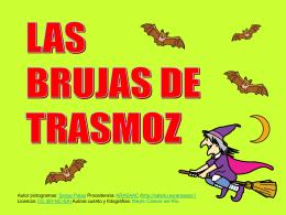 LAS BRUJAS DE TRASMOZ