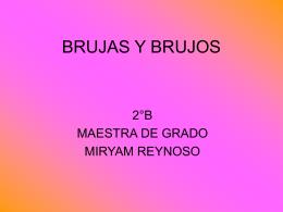 BRUJAS Y BRUJOS - de21-2010