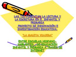 Diapositiva 1 - CEIP Cortes de Aragón