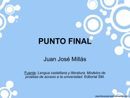 Punto final - lalenguaenelgrisolia