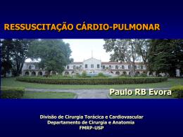 rcp - Departamento de Cirurgia e Anatomia