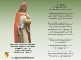 clara eucaristía