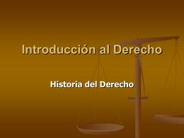 DERECHO MERCANTIL (DEME 4005)