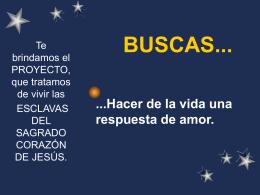 BUSCAS... - planalfa.es