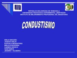 TEORIA DE ADAM - CONDUCTISMO (2).