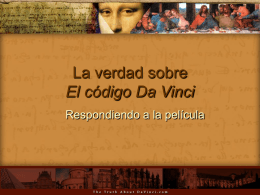 Hecha - Da Vinci Code Truth