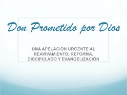 Don Prometido por Dios