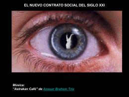 Nuevo contrato social siglo XXI