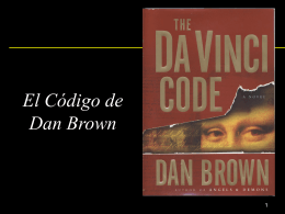 El Código de Dan Brown