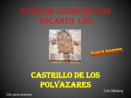 Pueblos Leoneses con encanto (iii)