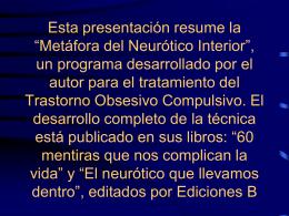 Autoaserción Mediante Verbalizaciones Encubiertas: