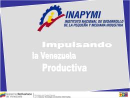 presentación que es inapymi