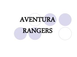 AVENTURA RANGERS