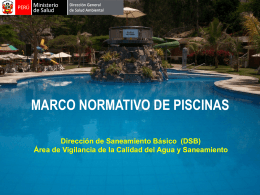 Base Legal de Piscinas