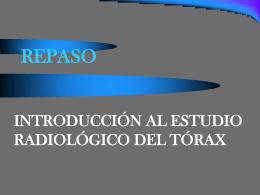 Intro y Tórax Anato