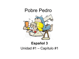 Pobre Pedro
