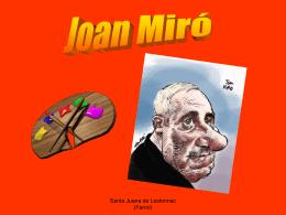 Joan Miró i Ferrá