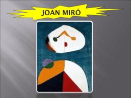 JOAN MIRÓ - guadalpa