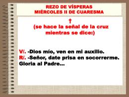 Presentación de PowerPoint - parroquia nuestra señora del carmen