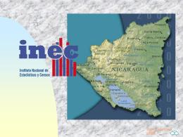 Nicaragua: Instituto Nacional de Estadística y Censos