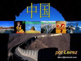 Panorama de China