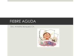 FIEBRE AGUDA