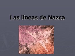 Las lineas Nazca - DouglasCountyForeignLanguage