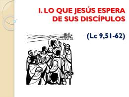 El Discipulado en San Lucas Cap. 9 y 10