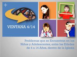 Problemas que se Encuentran en los Niños y Adolescentes, entre
