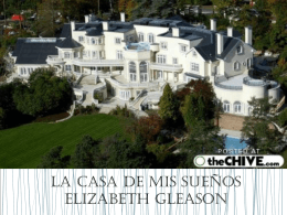 dream house-elizabeth gleason