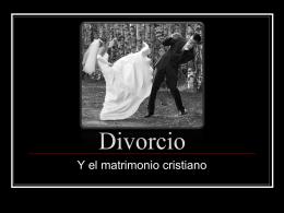 Divorcio - Lic. Mateo Bixby