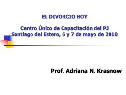 Descargar Diapositivas - Poder Judicial | Santiago del Estero